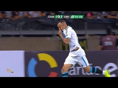 Gols - Atlético Mineiro 1 X 3 Grêmio - Final Copa Do Brasil 2016