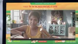 Dabur Meswak - Ayurvedic Toothpaste For Gums and Awesome Mouthfeel thumbnail