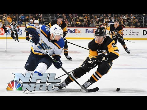 St. Louis Blues Vs. Pittsburgh Penguins | CONDENSED GAME | 12/5/19 | NBC Sports