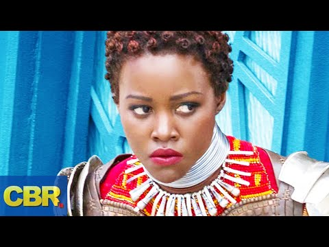 What Nobody Realized About Nakia In Marvel's Black Panther
