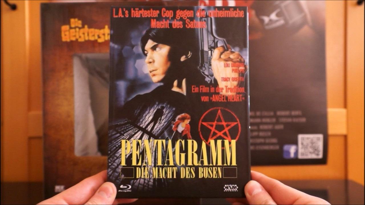 Pentagramm Die Macht Des Bösen At Blu Ray Mediabook Zockis Sammelsurium Nr 412