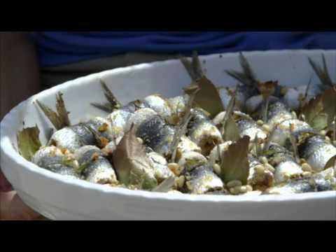 Ainsley Harriott & Palermo Street Food Part 4