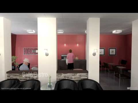 Château Bellevue De Saint-Nicolas Complexe Pour Retraités : Visite Virtuelle