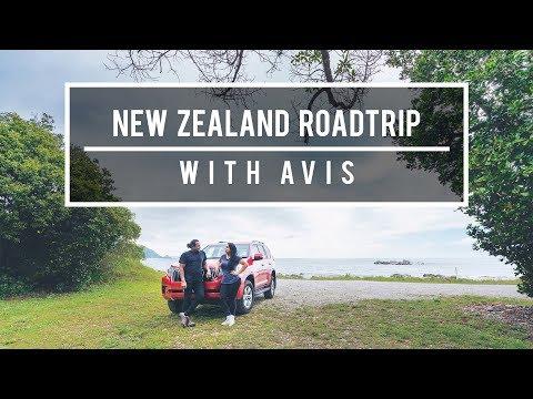 New Zealand Road Trip With Avis Car Rental