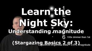 Stargazing Basics 2: Understanding star magnitude in astronomy