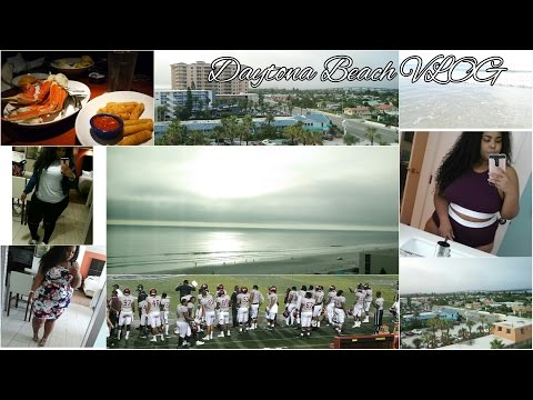 Daytona Beach VLOG | NCCU Football - Residence Inn UNCUT