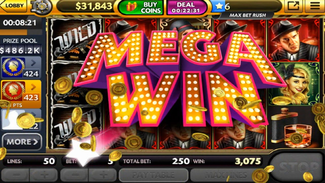 online slot casino gaming