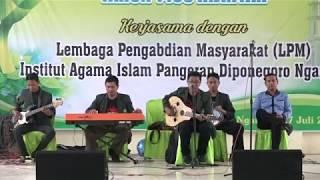 Irama Padang Pasir Bersama Gambus Al Bagdadi IAI P. Diponegoro Nganjuk
