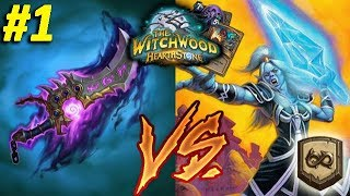 (Wild) Kingsbane Rogue vs Tempo Mage #1