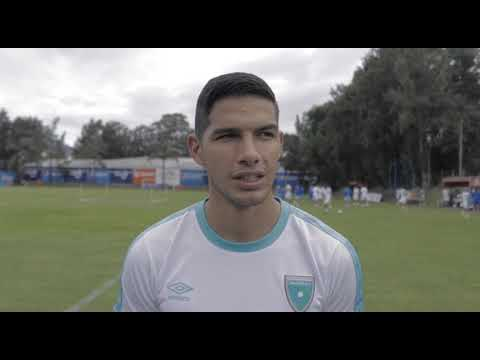 """""""Chucho"""" López espera tener un mejor desempeño ante Nicaragua"""