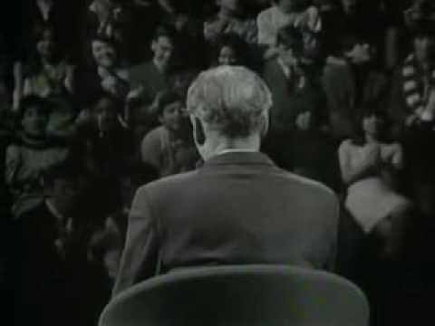 Marshall McLuhan: The World is Show Business