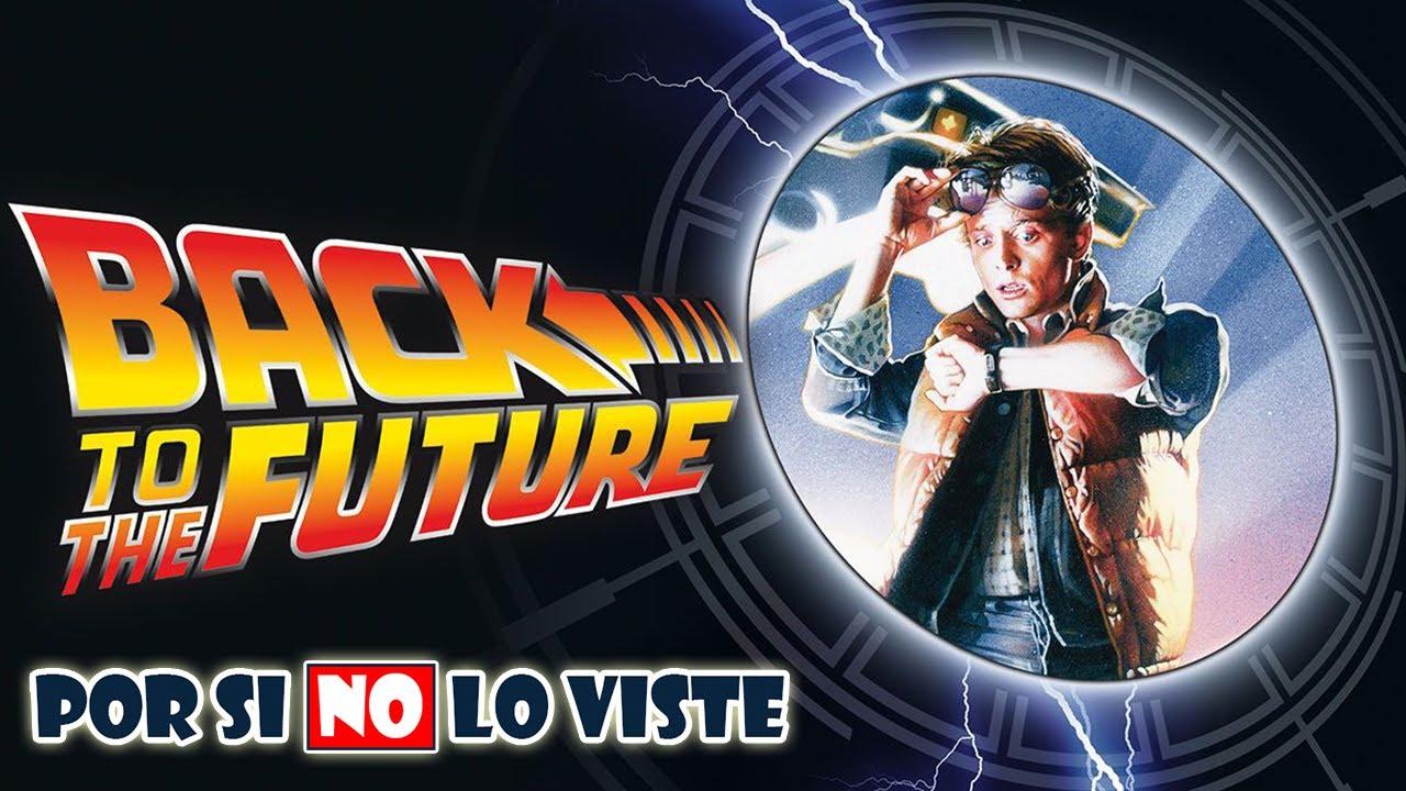 Por si no lo viste: Volver al Futuro, la trilogía (Feat. Pelicomic)