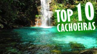 TOP 10 Cachoeiras - Chapada dos Veadeiros