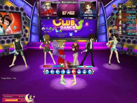 Audition Club Dance III - 12 (December) 90 bpm