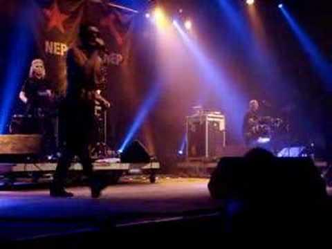 Nitzer Ebb - Lightning Man (Live @ Gothic Festival 2007 Ware