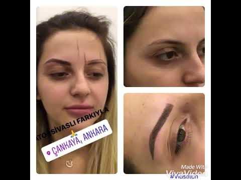 Ankara Kalıcı Makyaj Programı-Permanent Makeup with Phibrows