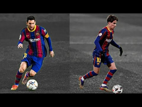 Download Does Alex Collado Remind You of Lionel Messi?? - HD