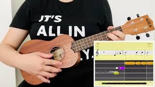 Adult Beginner Ukulele Progress - Learning Ukulele with Yousician : Week 3