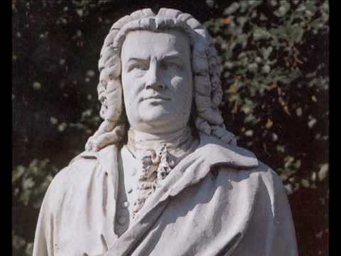 J. S. Bach - BWV 1001 -3 Siciliana(WERNER HINK)Sonata For Violin Solo No. 3 In G Minor