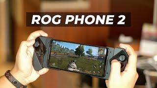 Asus ROG Phone 2: 120Hz AMOLED + Snapdragon 855 Plus!
