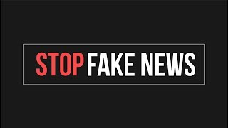 Let's Stop Fake News on the Internet!