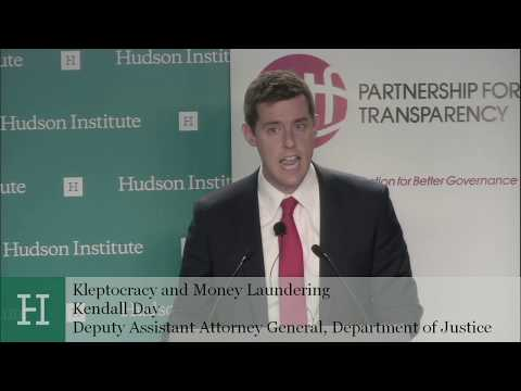 Kleptocracy and Money Laundering: A Conversation with Kendall Day