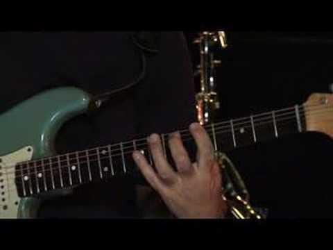 "Carl Verheyen ""Creating Melodic Lines"""