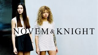 THE OFFICIAL NOVEM & KNIGHT LOOKBOOK