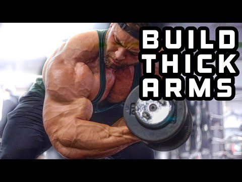 SECRET TO MASSIVE ARMS | DAY IN THE LIFE WITH REGAN GRIMES