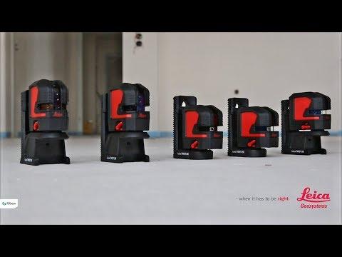 The new Leica Lino series | Leica Line Laser