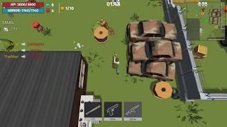 Royale Battleground - battle royale game