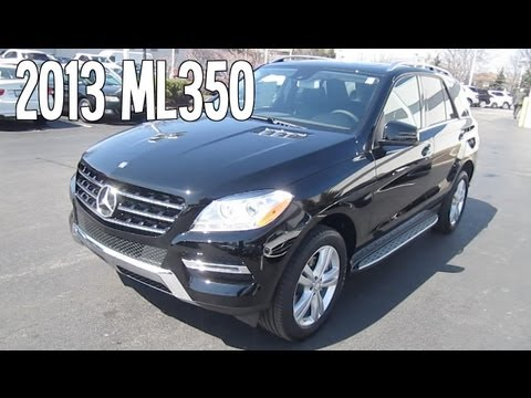 2013 mercedes benz ml350 review engine 3 5l v6 youtube for 2013 mercedes benz ml 350