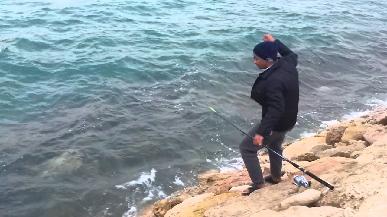 Jubail fishing youtube for Seaview pier fishing report
