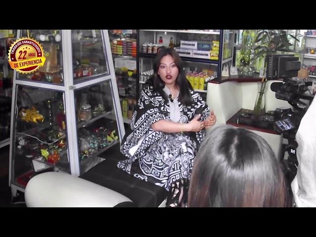 Entrevista Madam Cristal, Consultas de amor y Amarres de amor.
