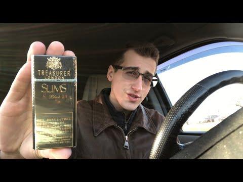 NickTheSmoker - Treasurer Black Slims