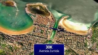 Zurich Marathon of San Sebastián - 3D track