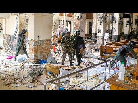 داعش يتنبى اعتداءات سيريلانكا  - نشر قبل 4 ساعة