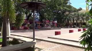 Agoo, La Union, Philippines - View of the Town Square