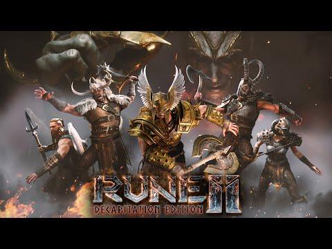 RUNE II: Decapitation Edition Steam Announcement Trailer