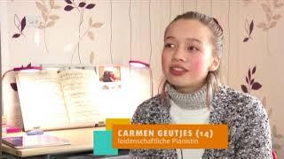 14-Jährige studiert im 9. Semester