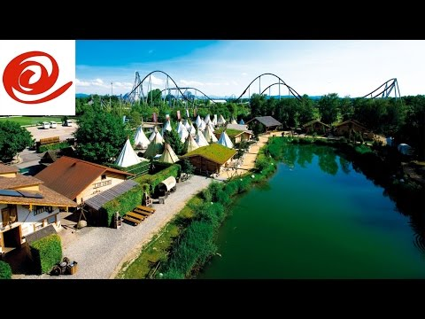 Motorhome route through Rust to Europa Park Camp Resort, Germany