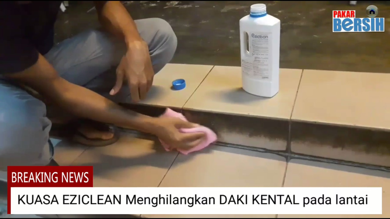 8 Pakarbersih Cara Mudah Bersihkan Lantai Yang Kotor Teruk You