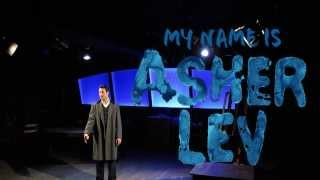 MY NAME IS ASHER LEV - Fountain Theatre trailer