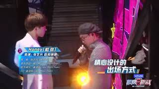 #lay #exolay #layzhang #张艺兴  Honey - Lay  Chinese Version  On Go Fighting Ss5 Ep