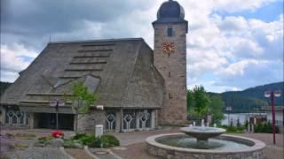 Mittelweg: Etappe 8: von Titisee-Neustadt zum Schluchsee (Seebrugg)
