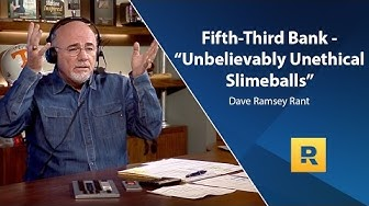 "Fifth Third Bank - ""Unbelievably Unethical SlimeBalls"" - Dave Rant"