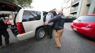 ICE arrests 86 criminal aliens and immigration fugitives in Texas and Oklahoma