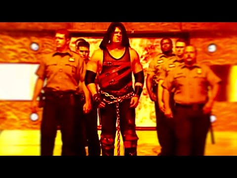 WWE Kane | BEST ENTRANCE EVER HD | Raw 08/11/2003