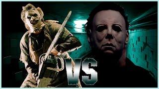 Leatherface vs Michael Myers | Zoiket Ft. BHR