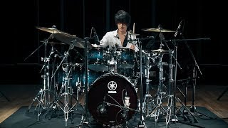 Yamaha Live Custom Hybrid Oak feat. Satoshi Bandoh